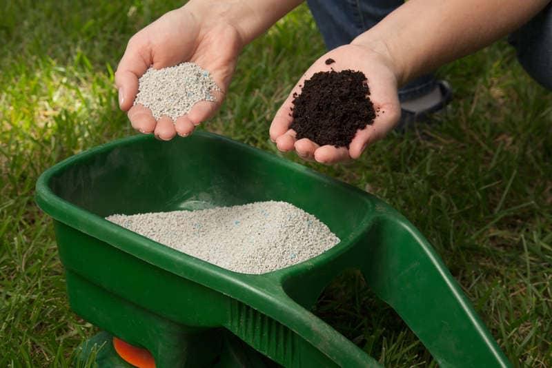 Подкормка для травы