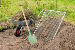Подготовка природной подпитки для почвы
