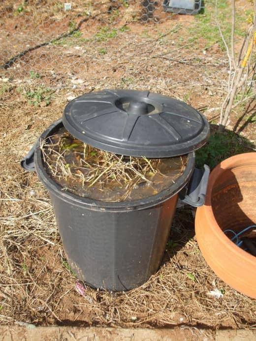 Органическая подкормка для капусты
