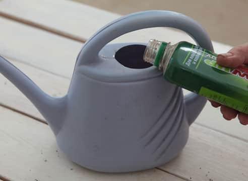 Вещество для подпитки грунта