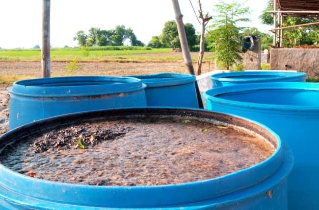 Жидкая подпитка для почвы