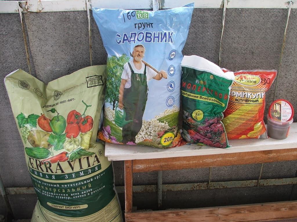 Удобрения при выращивании овощей