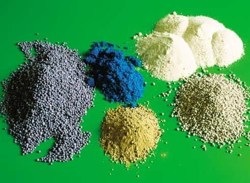 Разновидности минеральных удобрений